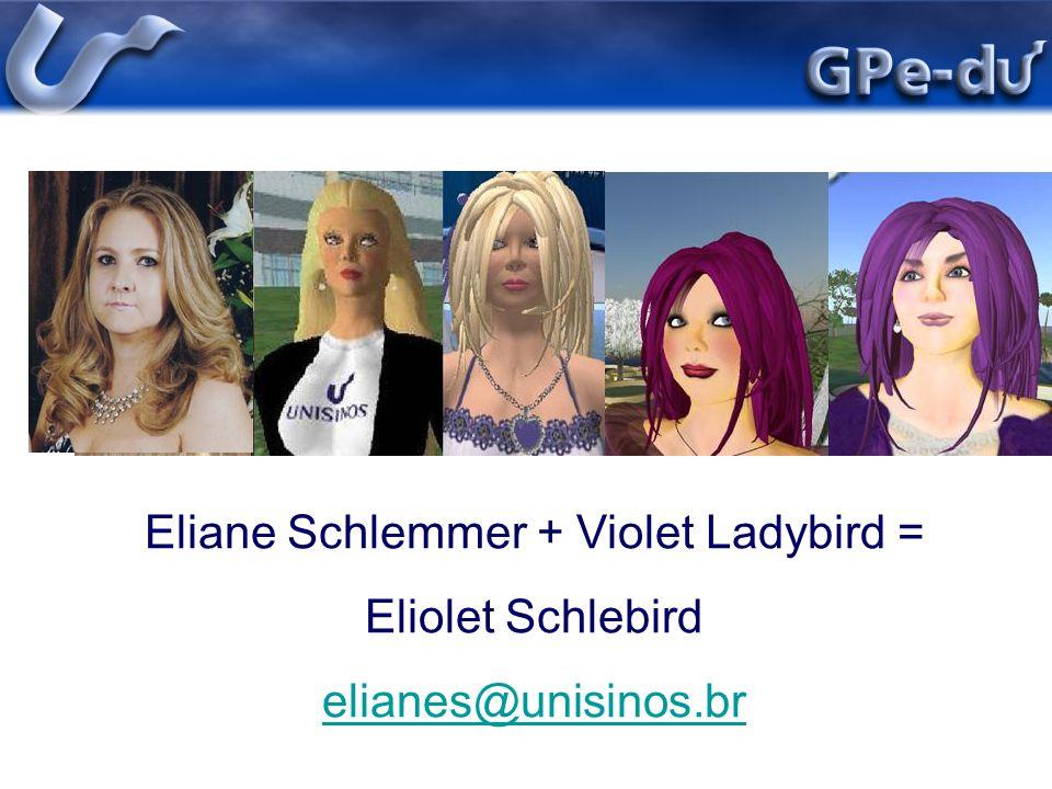 Eliane Schlemmer + Violet Ladybird =