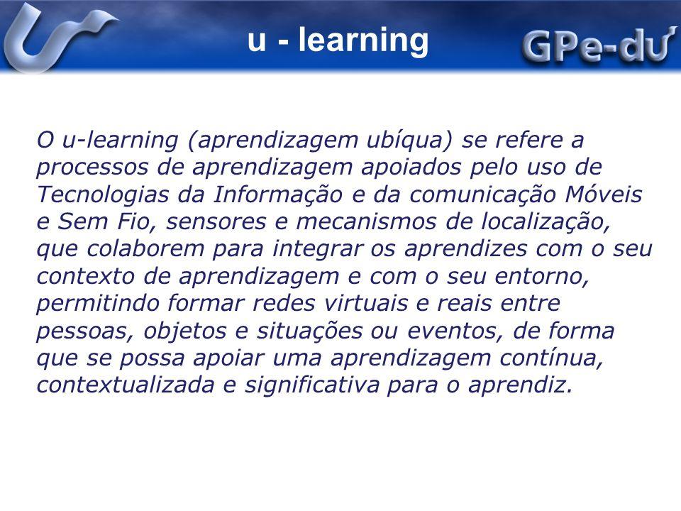 u - learning