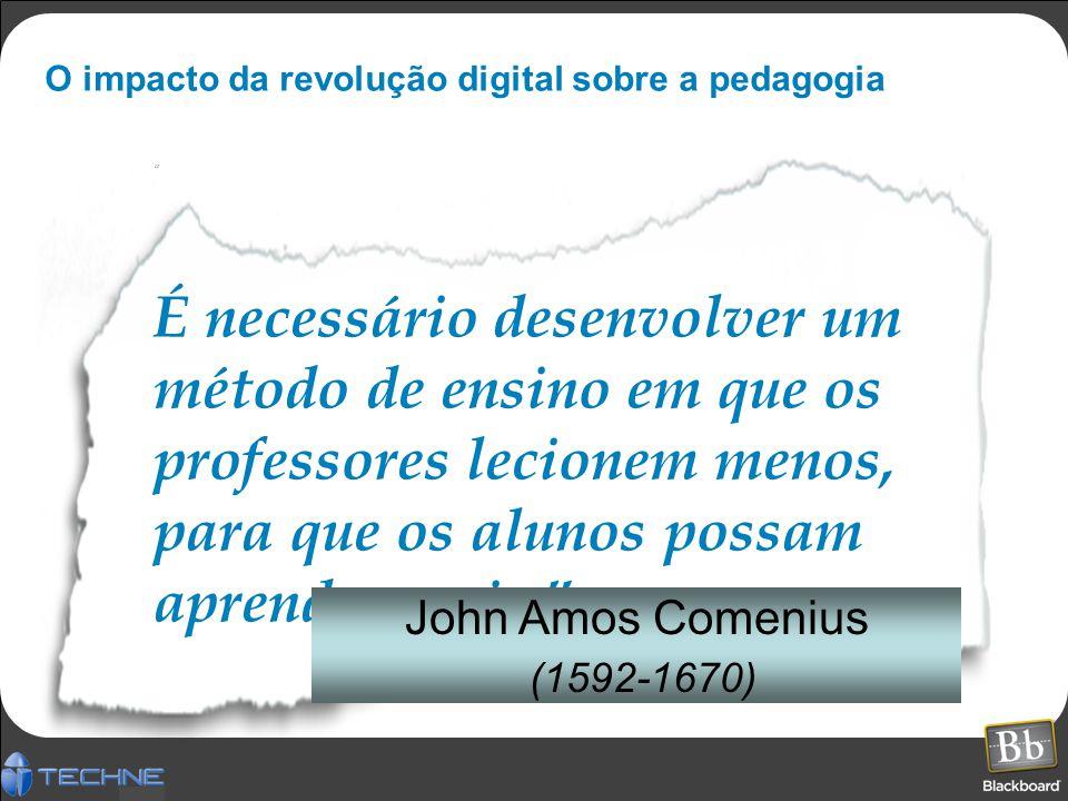 O impacto da revolução digital sobre a pedagogia
