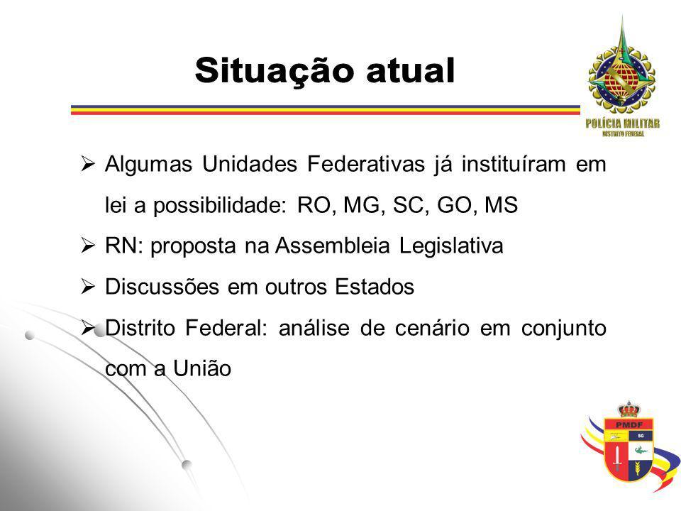 RN: proposta na Assembleia Legislativa Discussões em outros Estados