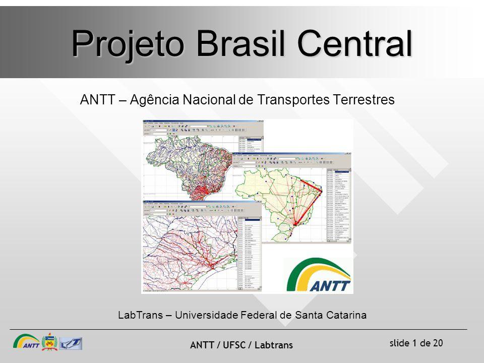 Projeto Brasil Central