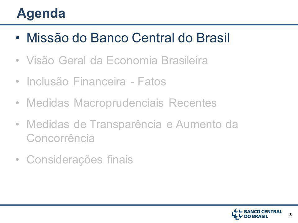 Missão do Banco Central do Brasil
