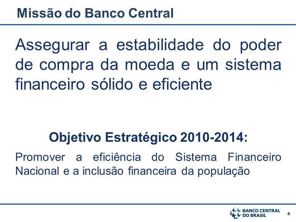 Objetivo Estratégico 2010-2014: