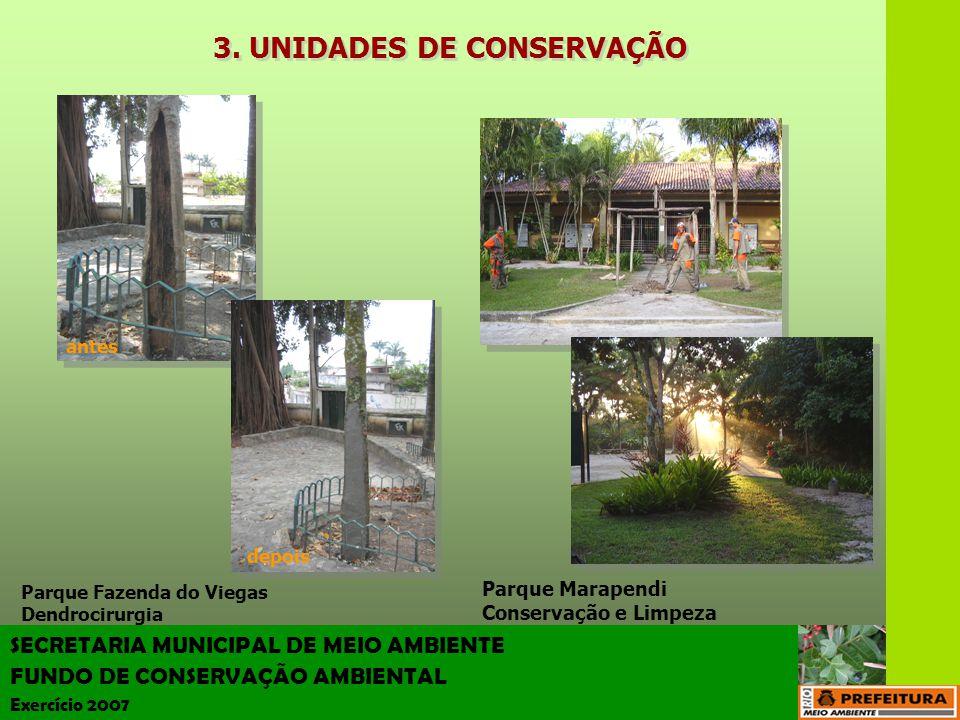 3. UNIDADES DE CONSERVAÇÃO