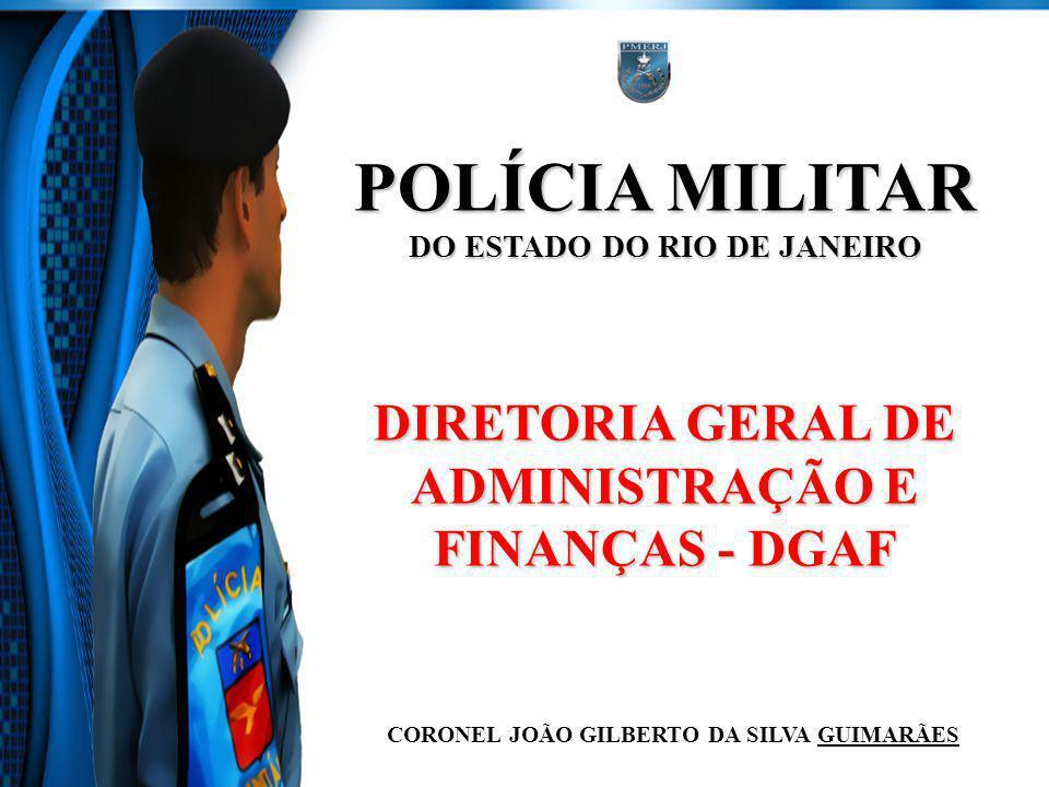 DO ESTADO DO RIO DE JANEIRO CORONEL JOÃO GILBERTO DA SILVA GUIMARÃES