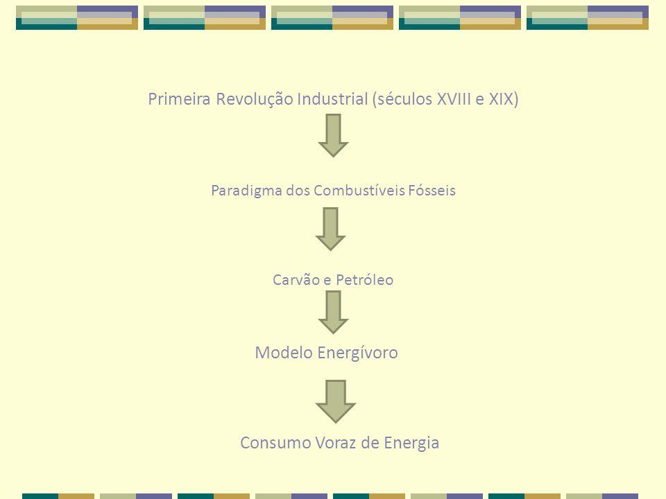 Primeira Revolução Industrial (séculos XVIII e XIX)