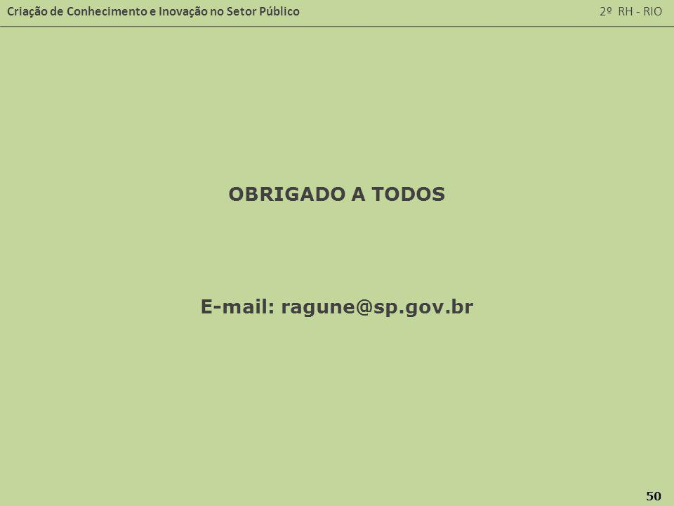 E-mail: ragune@sp.gov.br