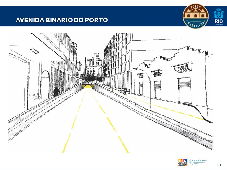 AVENIDA BINÁRIO DO PORTO