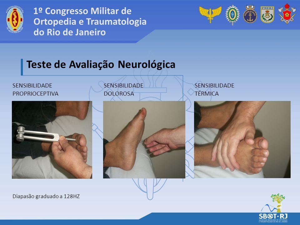 Teste de Avaliação Neurológica