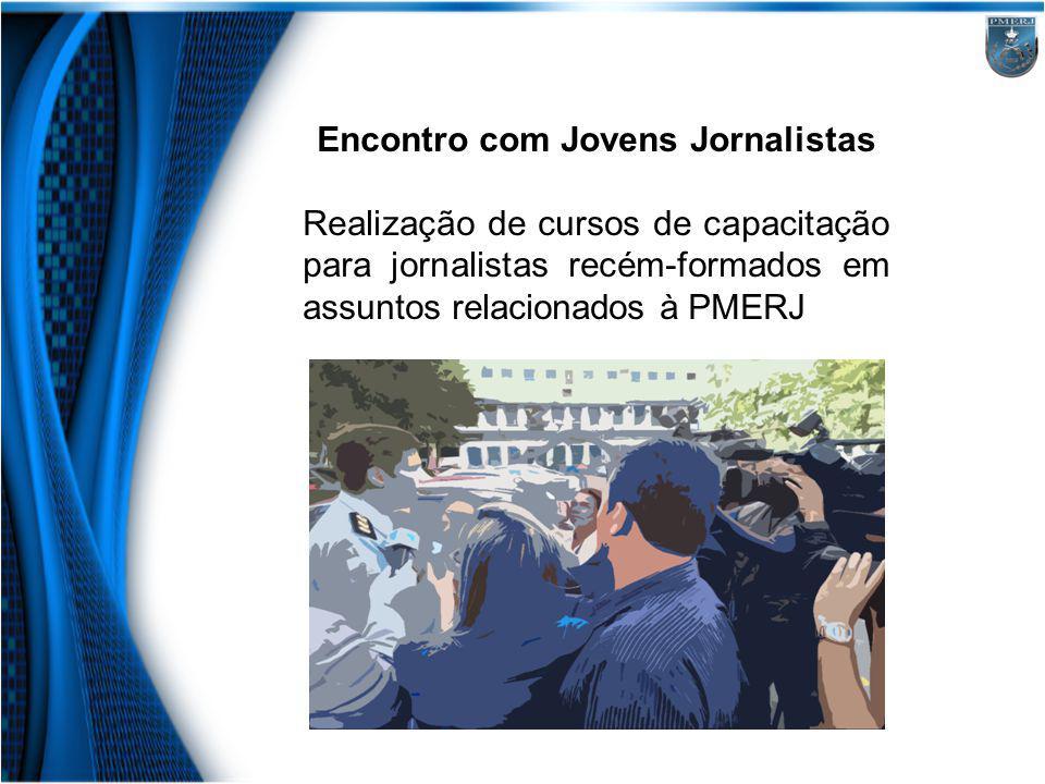 Encontro com Jovens Jornalistas