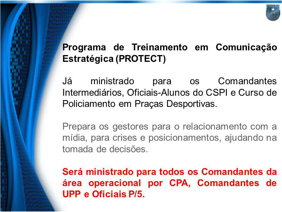 Programa de Treinamento em Comunicação Estratégica (PROTECT)