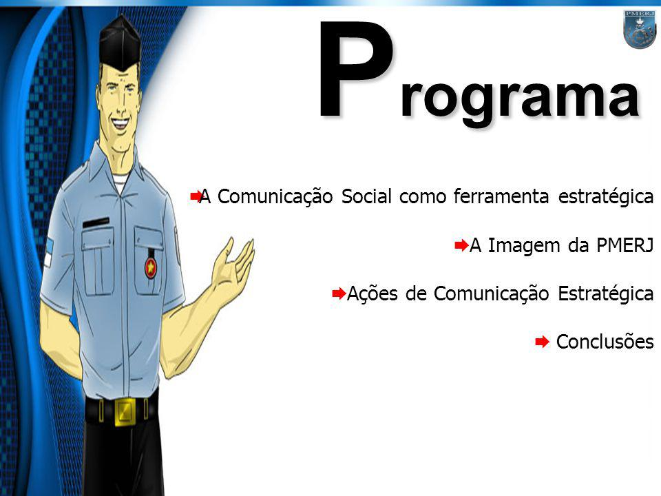 Programa A Comunicação Social como ferramenta estratégica