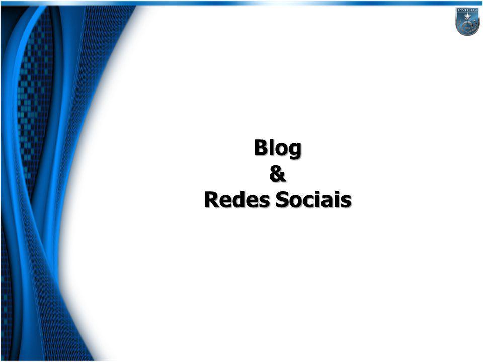 Blog & Redes Sociais