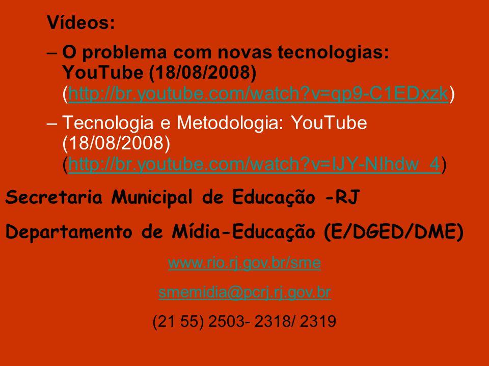 Secretaria Municipal de Educação -RJ