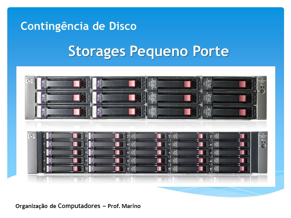 Storages Pequeno Porte