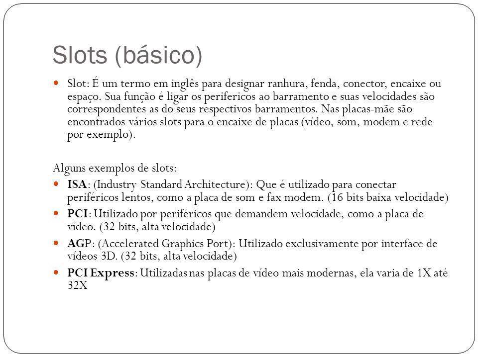 Slots (básico)