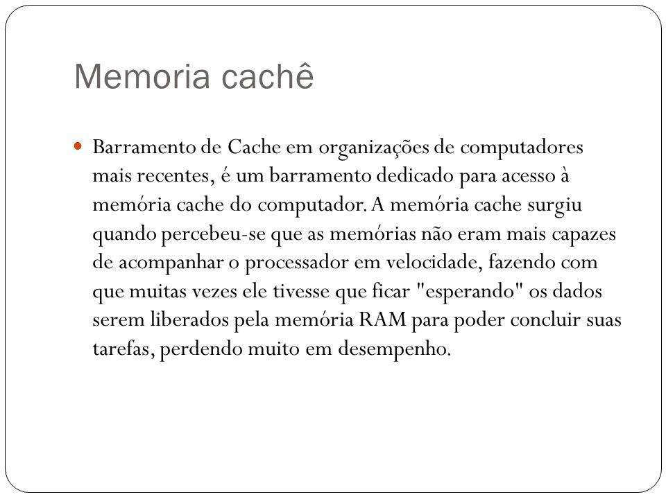 Memoria cachê