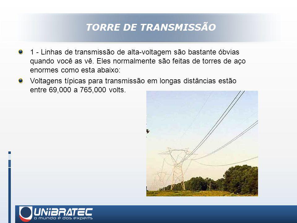 TORRE DE TRANSMISSÃO