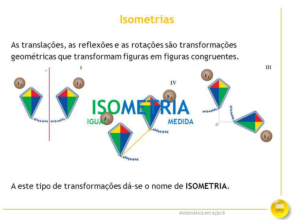 ISOMETRIA IGUAL MEDIDA