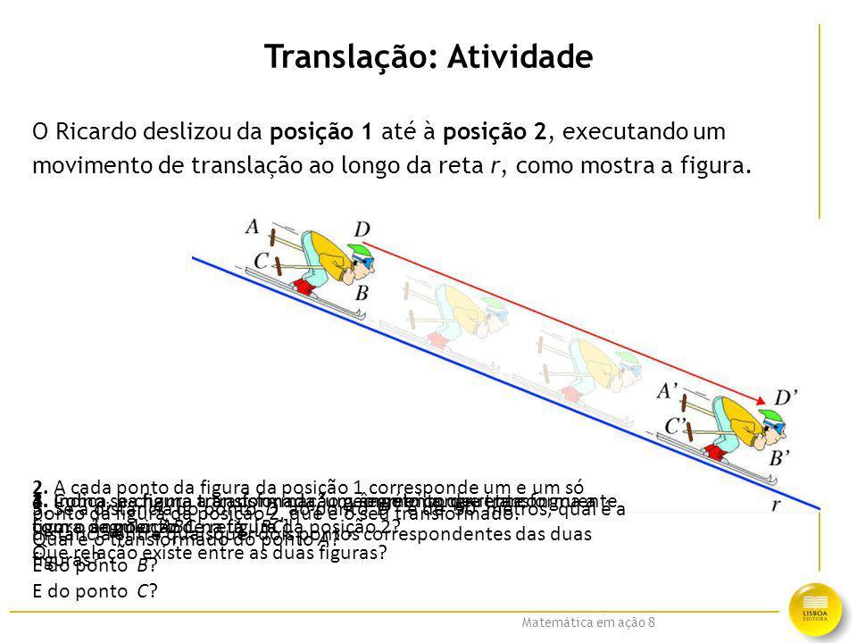 Translação: Atividade