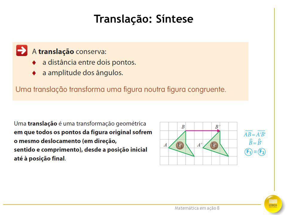 Translação: Síntese
