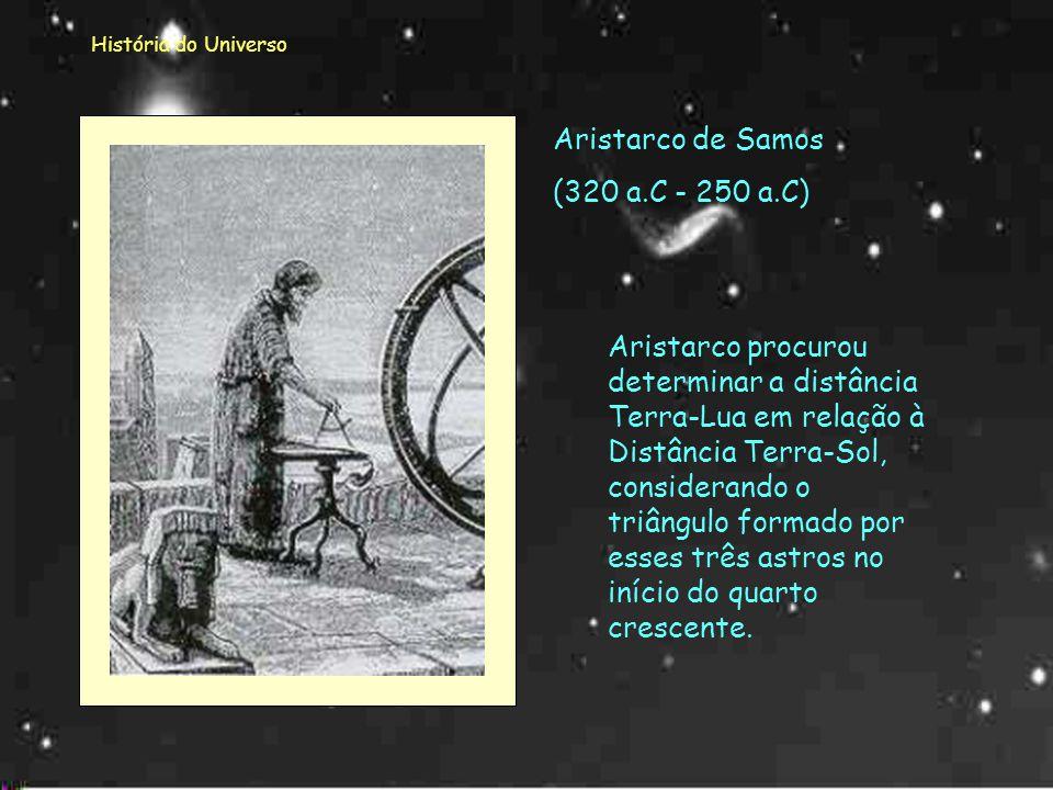Aristarco de Samos (320 a.C - 250 a.C)