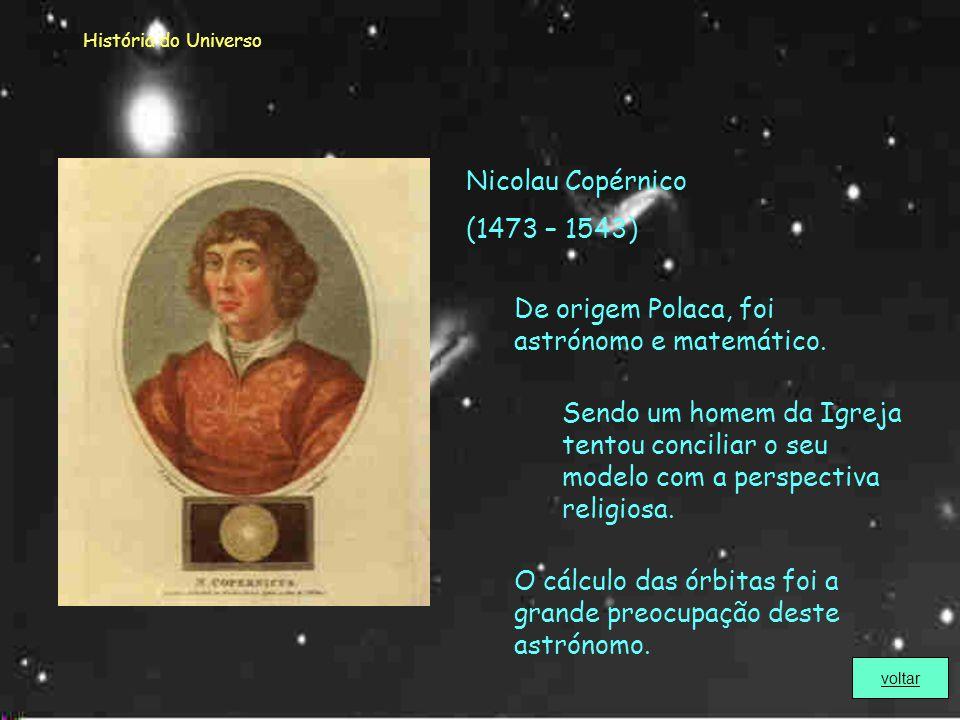 De origem Polaca, foi astrónomo e matemático.