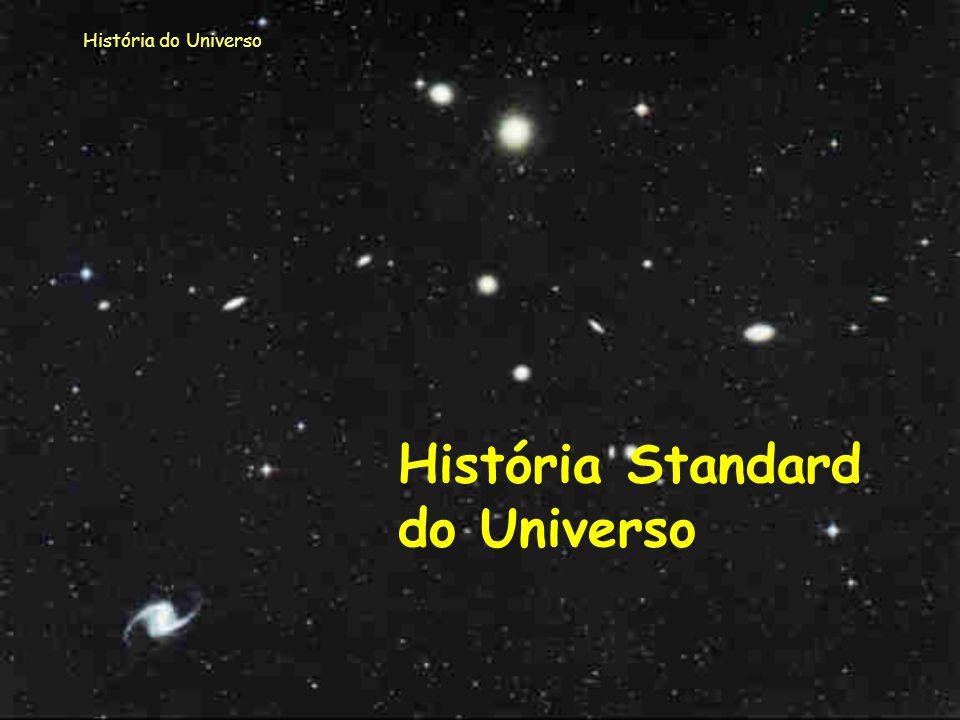 História Standard do Universo