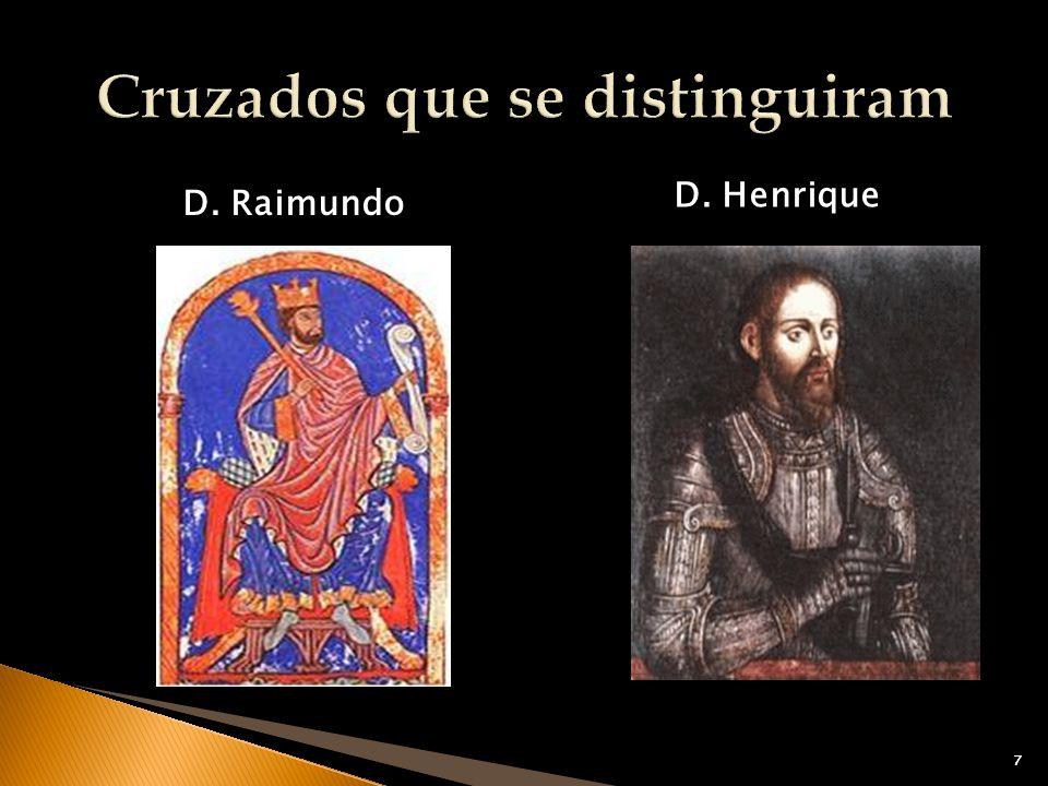 Cruzados que se distinguiram