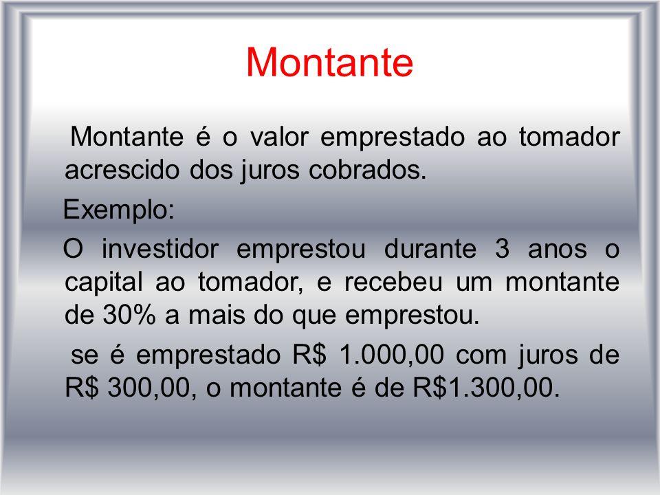 Montante