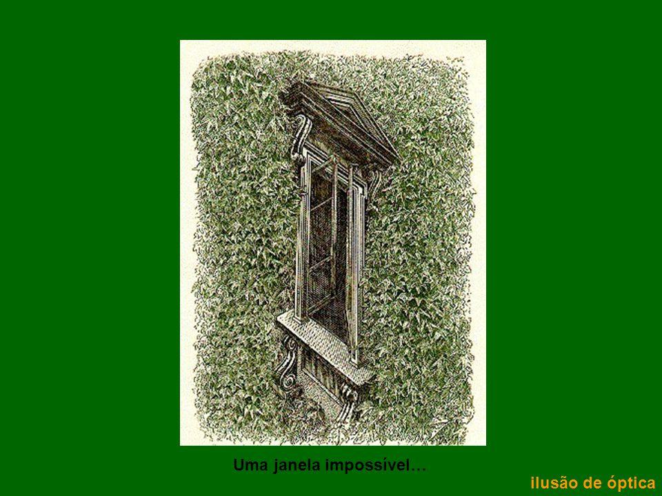 Uma janela impossível…