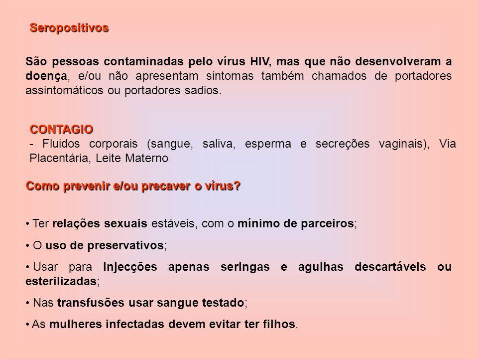 Seropositivos