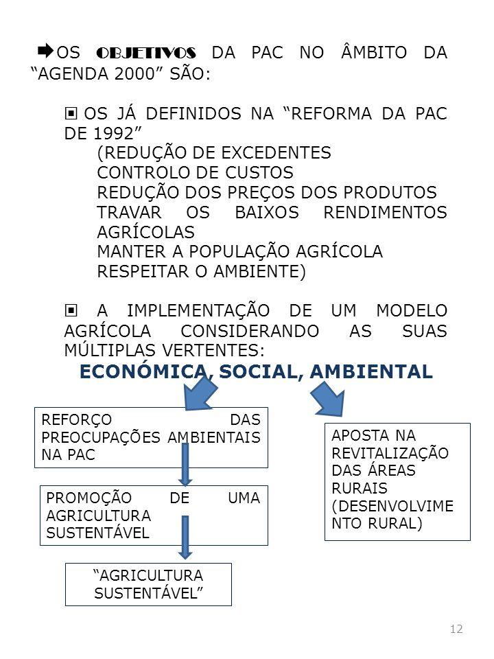 ECONÓMICA, SOCIAL, AMBIENTAL