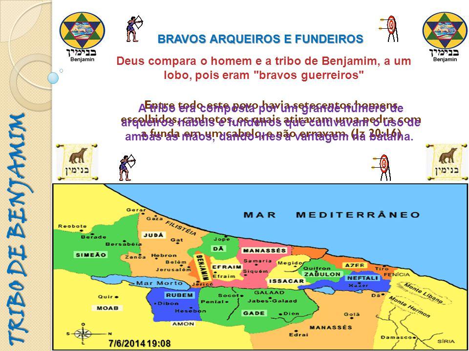 BRAVOS ARQUEIROS E FUNDEIROS