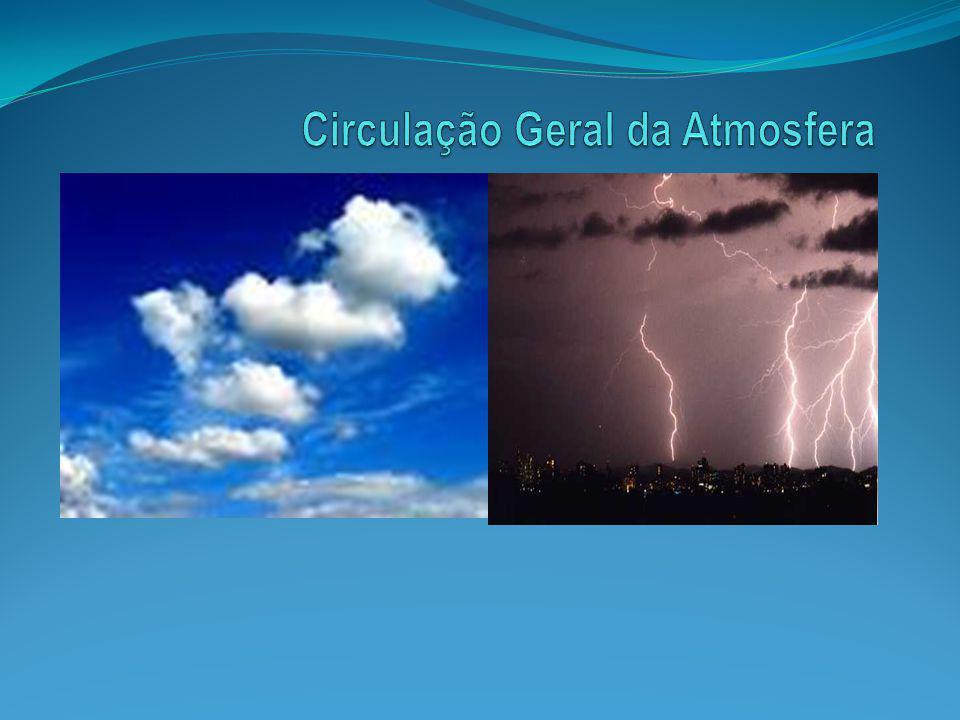 Circulação Geral da Atmosfera