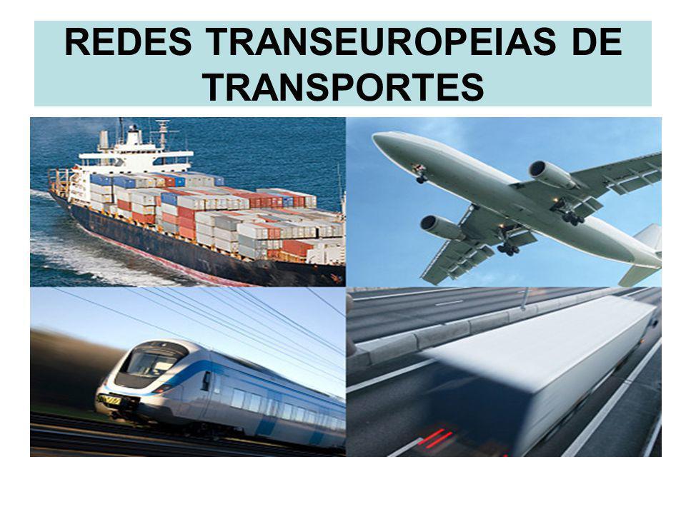 REDES TRANSEUROPEIAS DE TRANSPORTES
