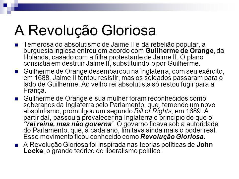 A Revolução Gloriosa