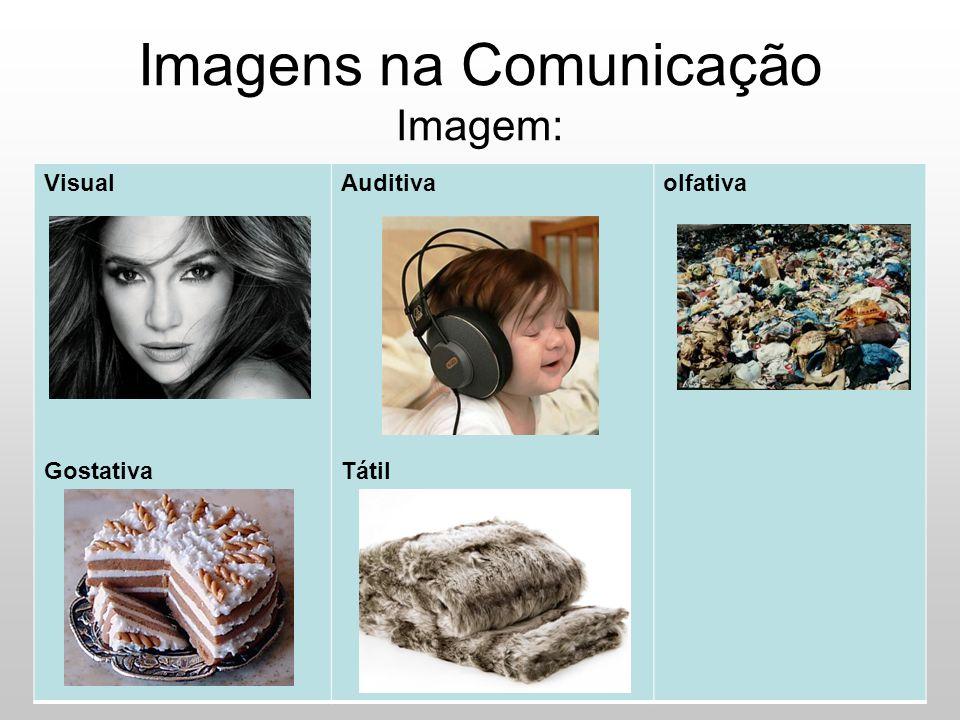 Imagens na Comunicação Imagem: