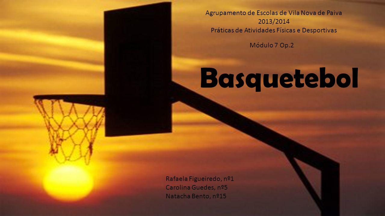 Basquetebol Agrupamento de Escolas de Vila Nova de Paiva 2013/2014