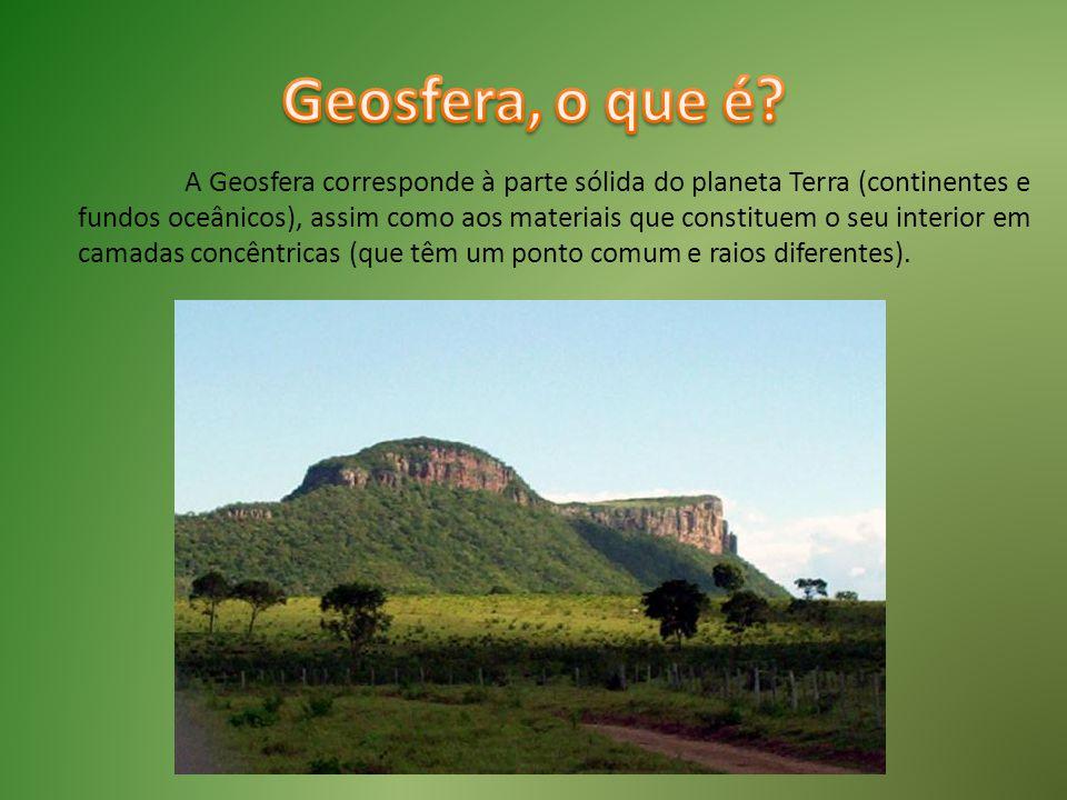 Geosfera, o que é