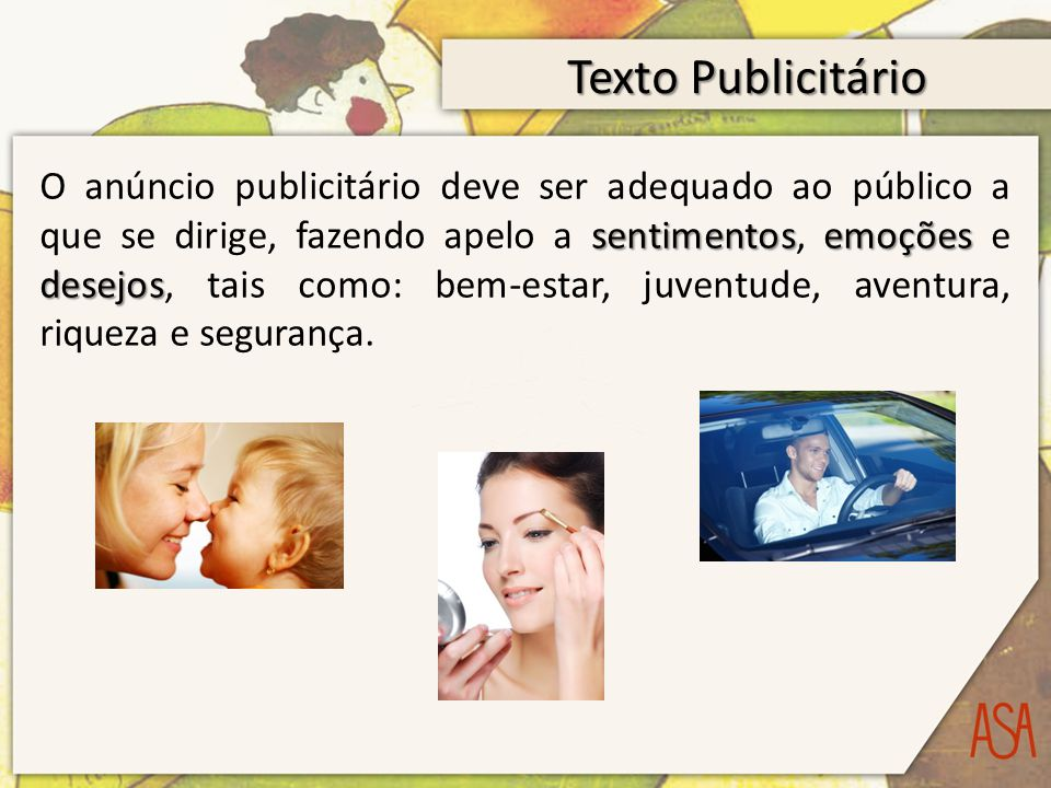 Texto Publicitário