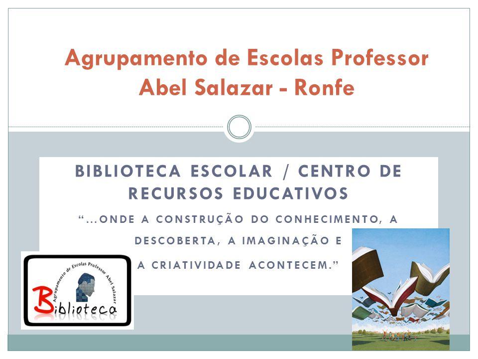 Agrupamento de Escolas Professor Abel Salazar - Ronfe