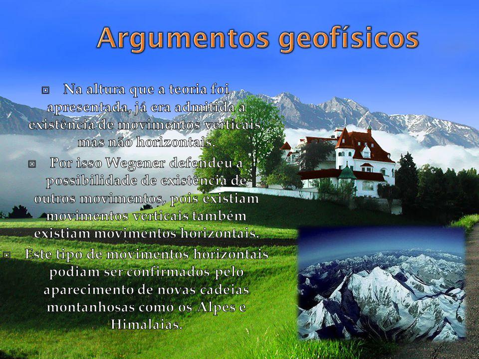 Argumentos geofísicos