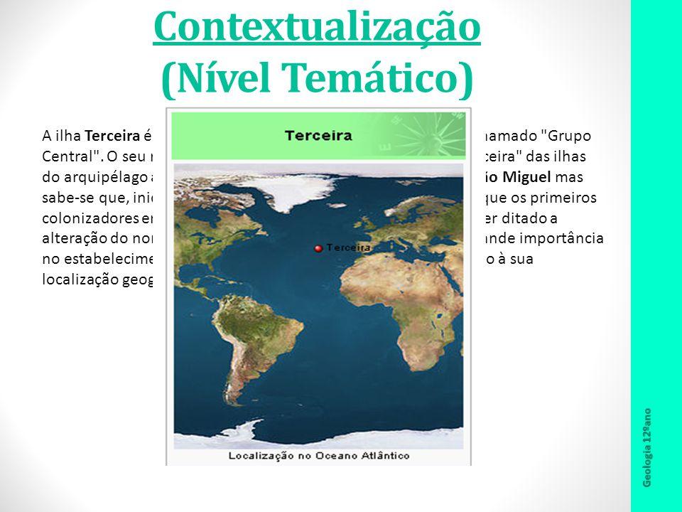 Contextualização (Nível Temático)