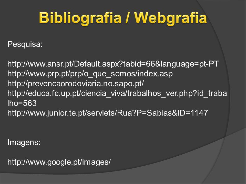 Bibliografia / Webgrafia