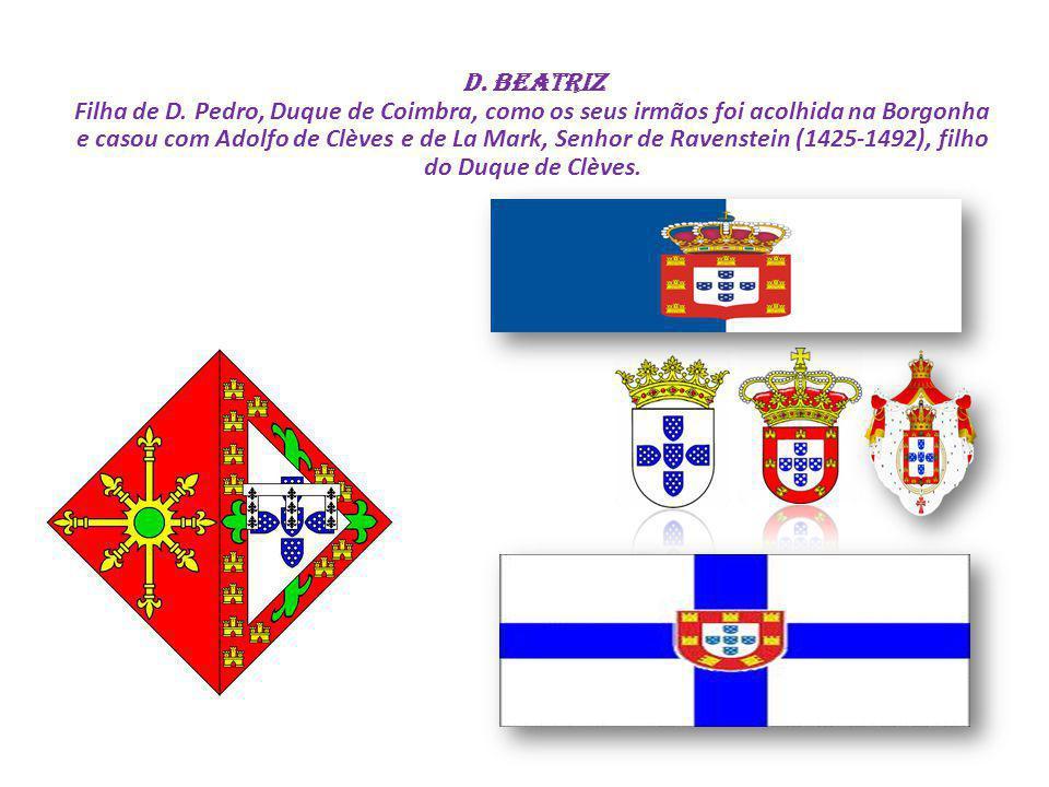 D. Beatriz Filha de D.