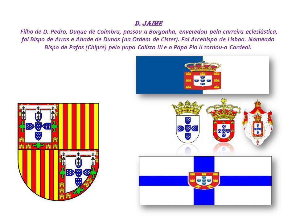 D. Jaime Filho de D.