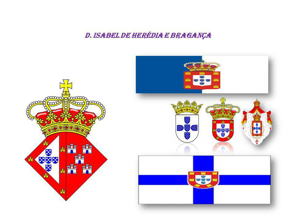 D. Isabel de Herédia e Bragança