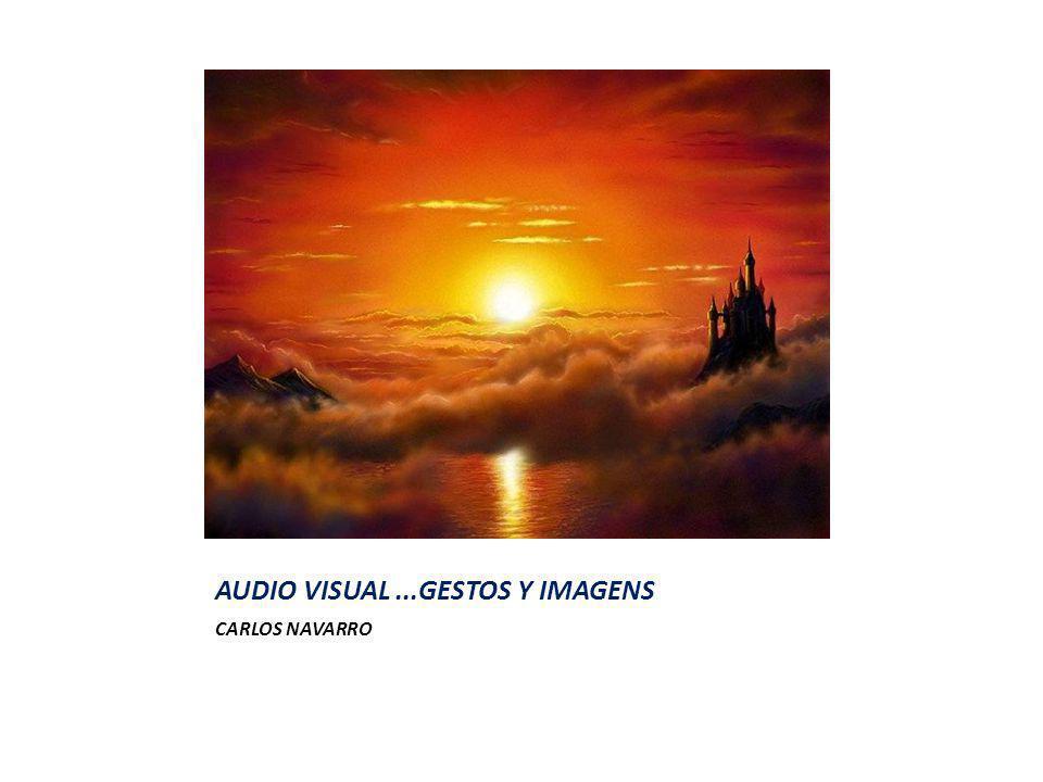 AUDIO VISUAL ...GESTOS Y IMAGENS