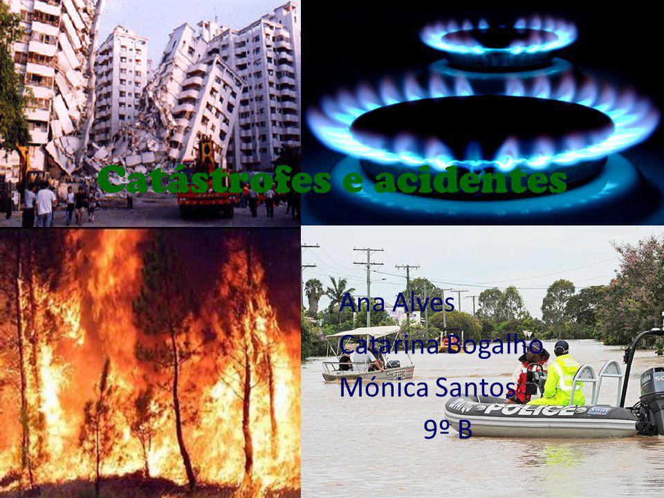 Catástrofes e acidentes